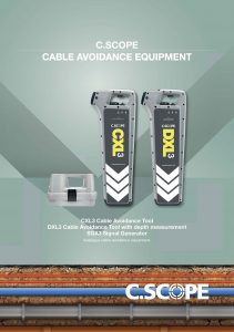 C.Scope SGA3 Cable Locator Brochure