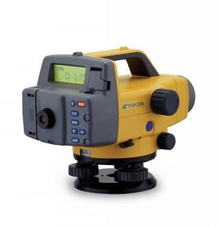 Topcon DL-500 Series Electronic Digital Level b