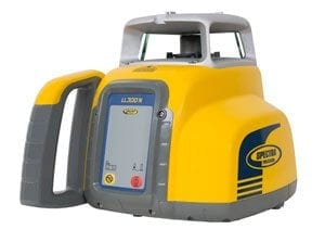 Spectra Precision LL300N Rotating Laser Level a