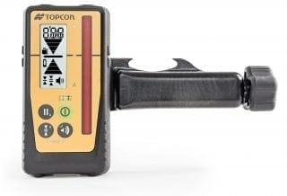 Topcon LS-100D Laser Receiver and Bracket