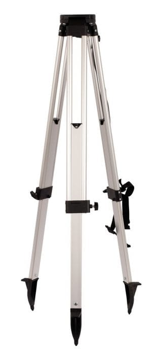Heavy Weight Aluminium Tripod - Black and Silver - Seco