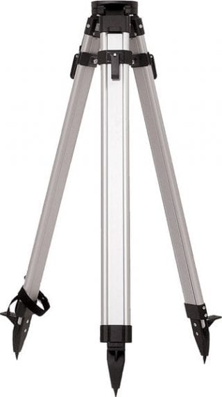 Light Weight Aluminium Tripod - Black and Silver - Seco
