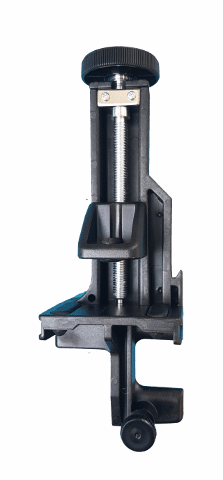 Topcon Holder 6 Laser Receiver Bracket for LS-80 Laser Receiver c