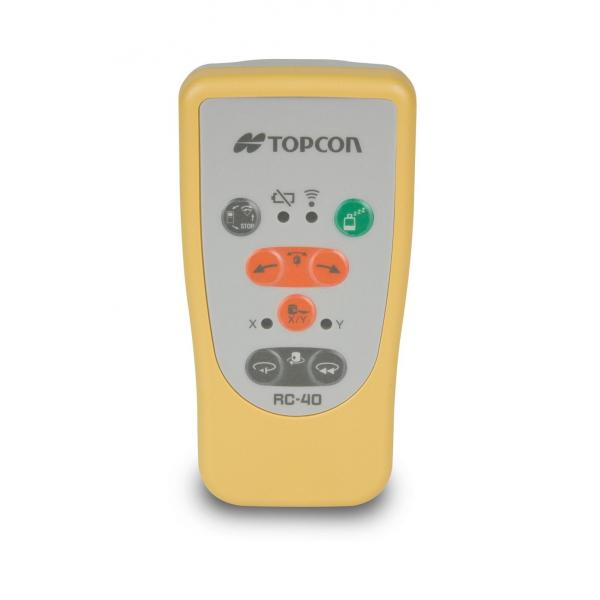 Topcon RC-40 Remote Control for RL-VH4DR Rotating Laser Level