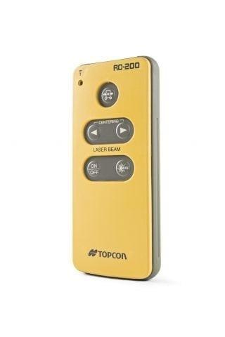 Topcon TP-L Series Pipe Laser RC-200 Remote Control