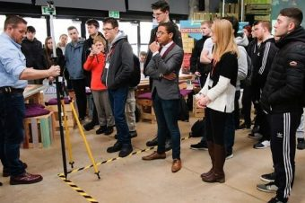 INSPIRING THE NEXT GENERATION OF ENGINEERS: TOPCON AND AUTODESK AT BIM SHOW LIVE
