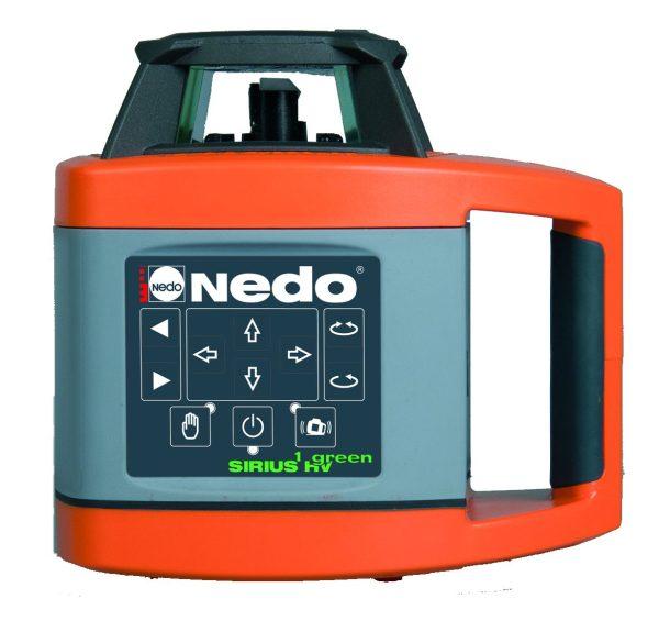Nedo Sirius HV Green Beam Laser Level d
