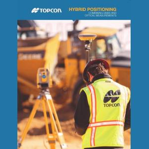 Topcon Hybrid Positioning Systems Brochure