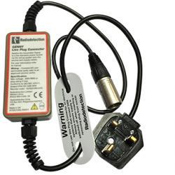 Radiodetection Live Plug Connector