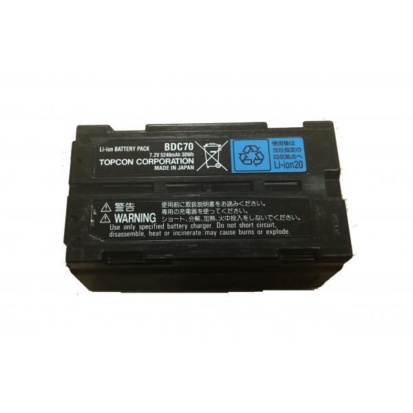 Topcon BDC70 Battery