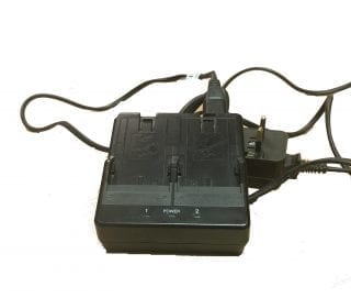 Topcon CDC68A Battery Charger