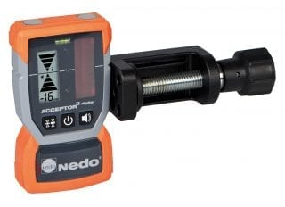Nedo Acceptor2MM Laser Level Receiver a