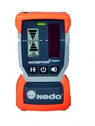Nedo Acceptor2MM Laser Receiver a
