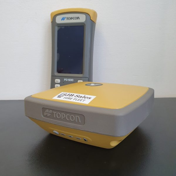 Topcon HiPer SR GNSS Receiver Ex-Hire