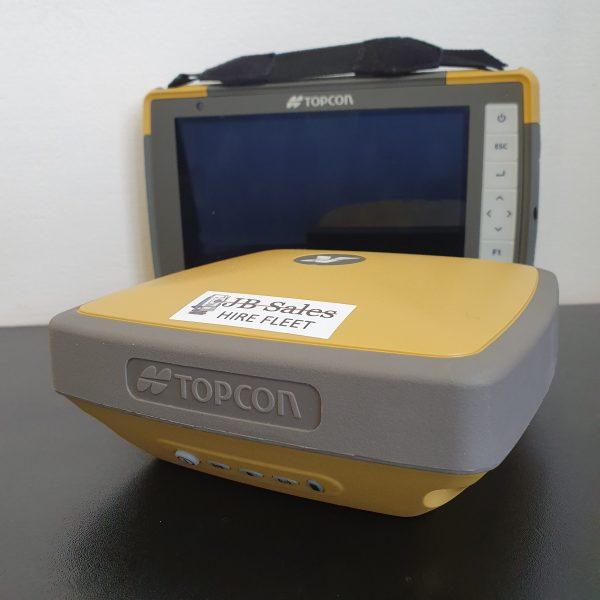 Topcon HiPer SR GNSS with FC5000 Ex-Hire