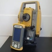 Topcon DS103 Total Station Ex Demo