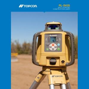 Topcon-RL-SV2S-Dual-Grade-Rotating-Laser-Level-with-LS-100D-Brochure-pdf