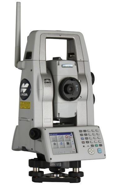Topcon MS Series Total Station