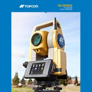 Topcon OS Series Total Station Brochure