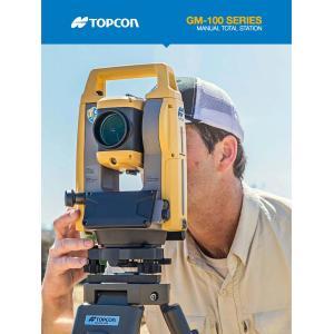 Topcon GM100 Series Total Station Brochure
