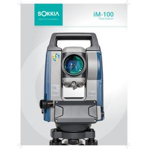 Sokkia iM100 Series Total Station Brochure