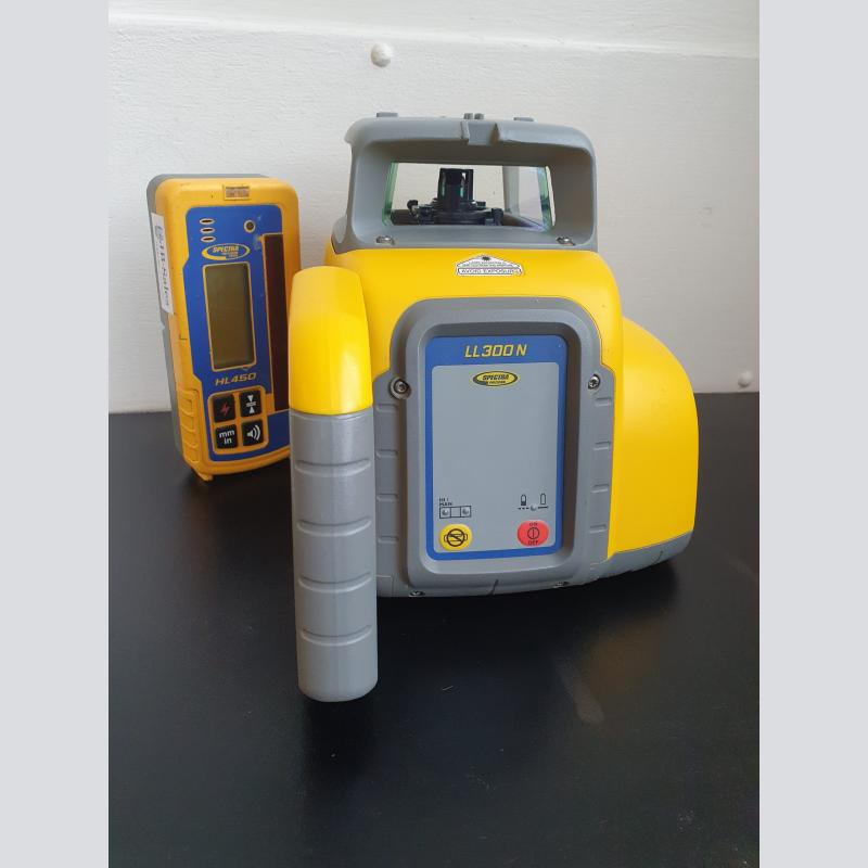 Spectra LL300N Ex HIre Laser Level